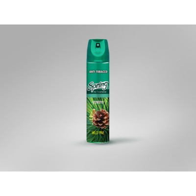 Spring Air Freshener (Anti Tobacco)